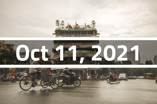 Vietnam, Hanoi - TEFL Course Deposit - October 11 - November 3, 2021