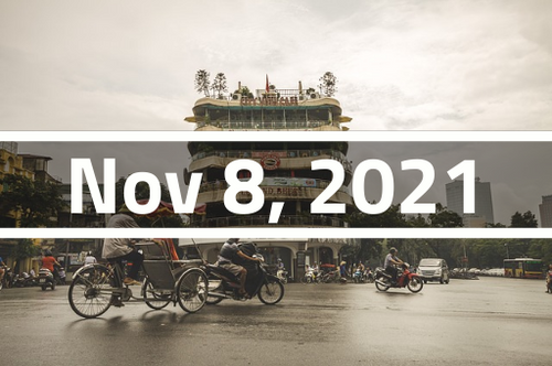 Vietnam, Hanoi - TEFL Course Deposit - November 8 - December 1, 2021