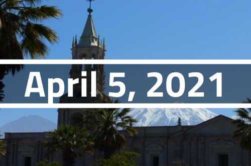 Peru, Arequipa - TEFL Course Deposit - April 5 - April 30, 2021