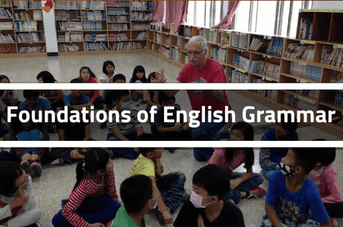 Foundations of English Grammar - Specialty Course