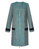 Lagom Imperia Coat front view on white background