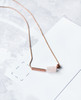 Nugget Copper Necklace