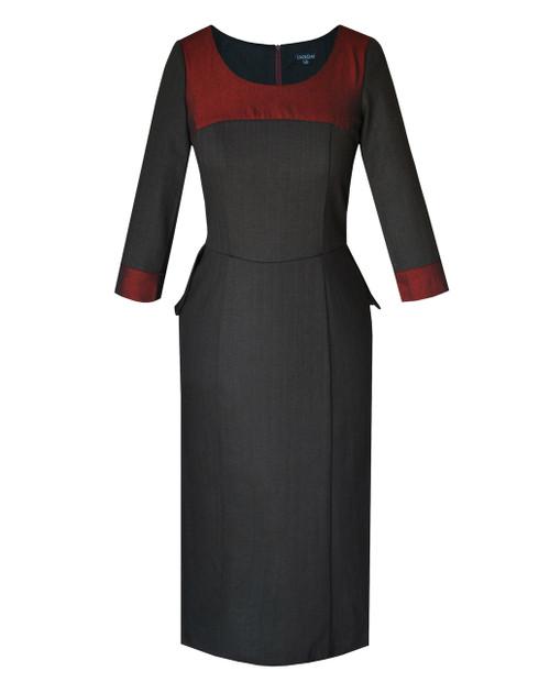 Palermo Dress Black