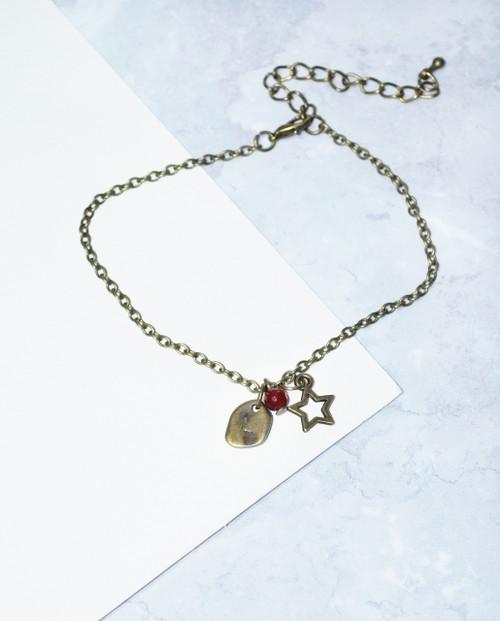 Paris Star Personalised Bracelet