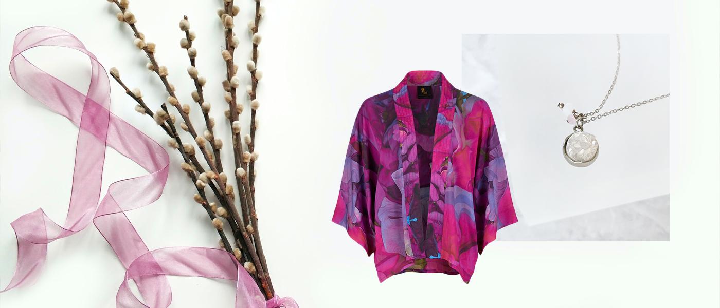 lagom from my mothers garden dandelion robe