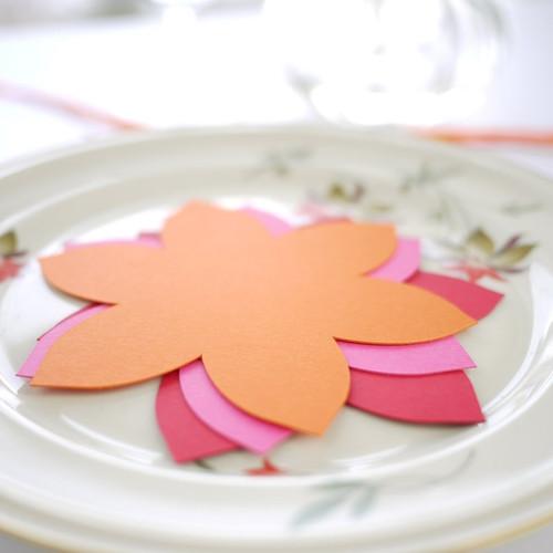 Fiore decorativo Clematide