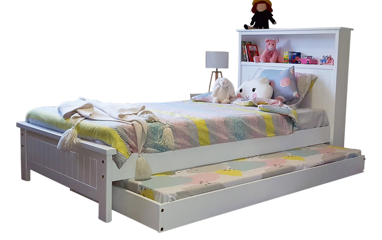 Picture of: Bookend Bed