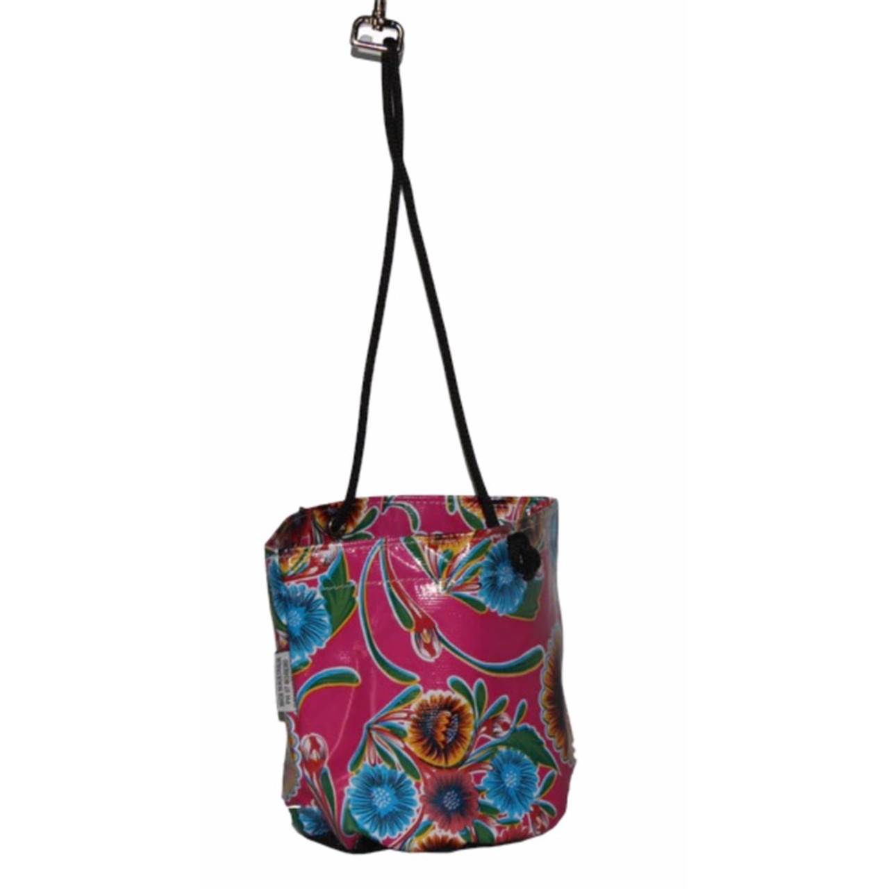 Peg Bag Oil Cloth  25cm L X 25cm W