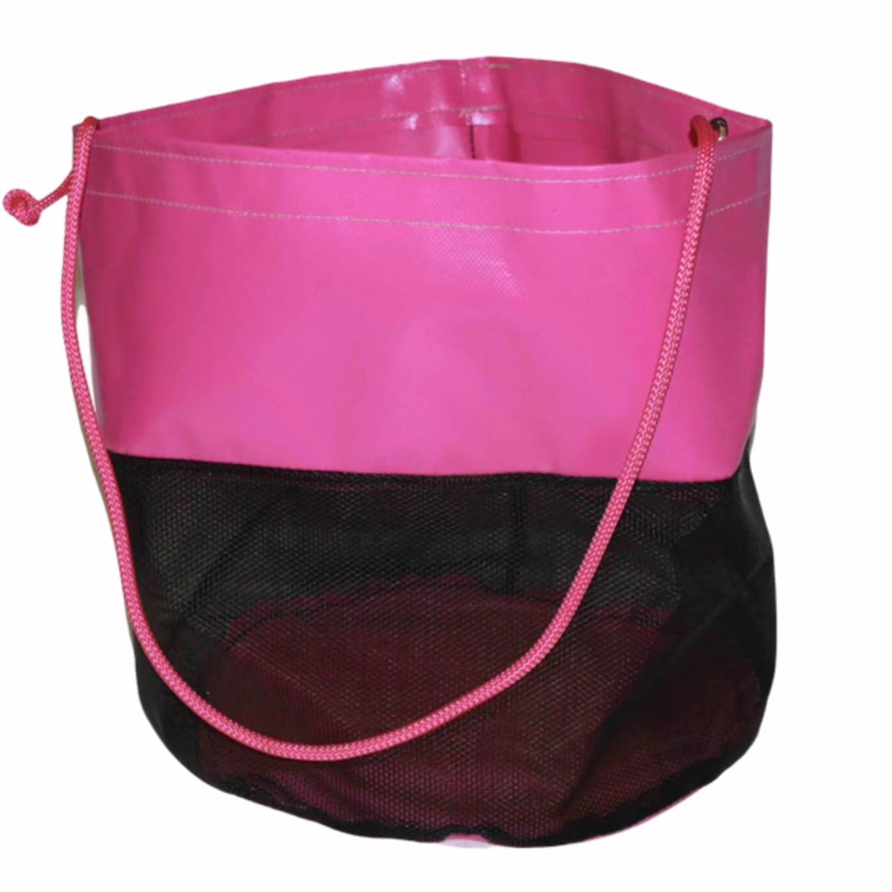 Mesh Nose Bag 30cm x 34cm H Australian Made pvc gear bags