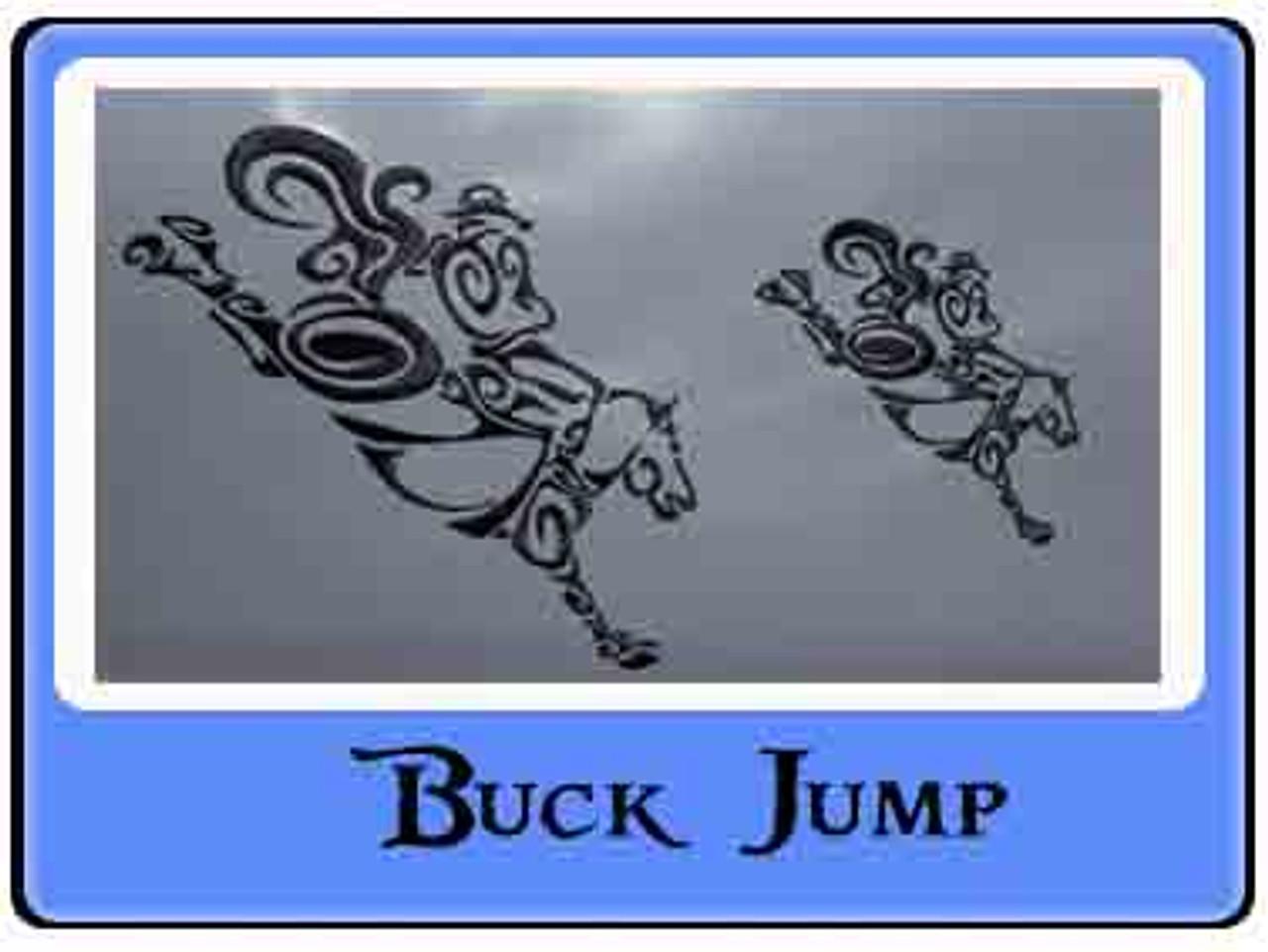 EMB BUCK JUMP Bags in Big Bag Menu only