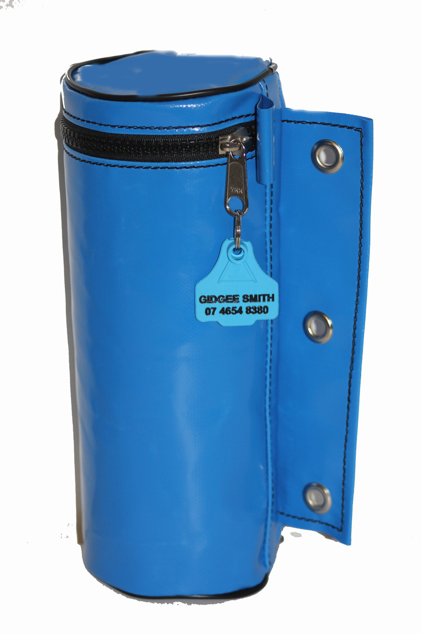 Water Bottle Bag 31cm H x 12 cm W