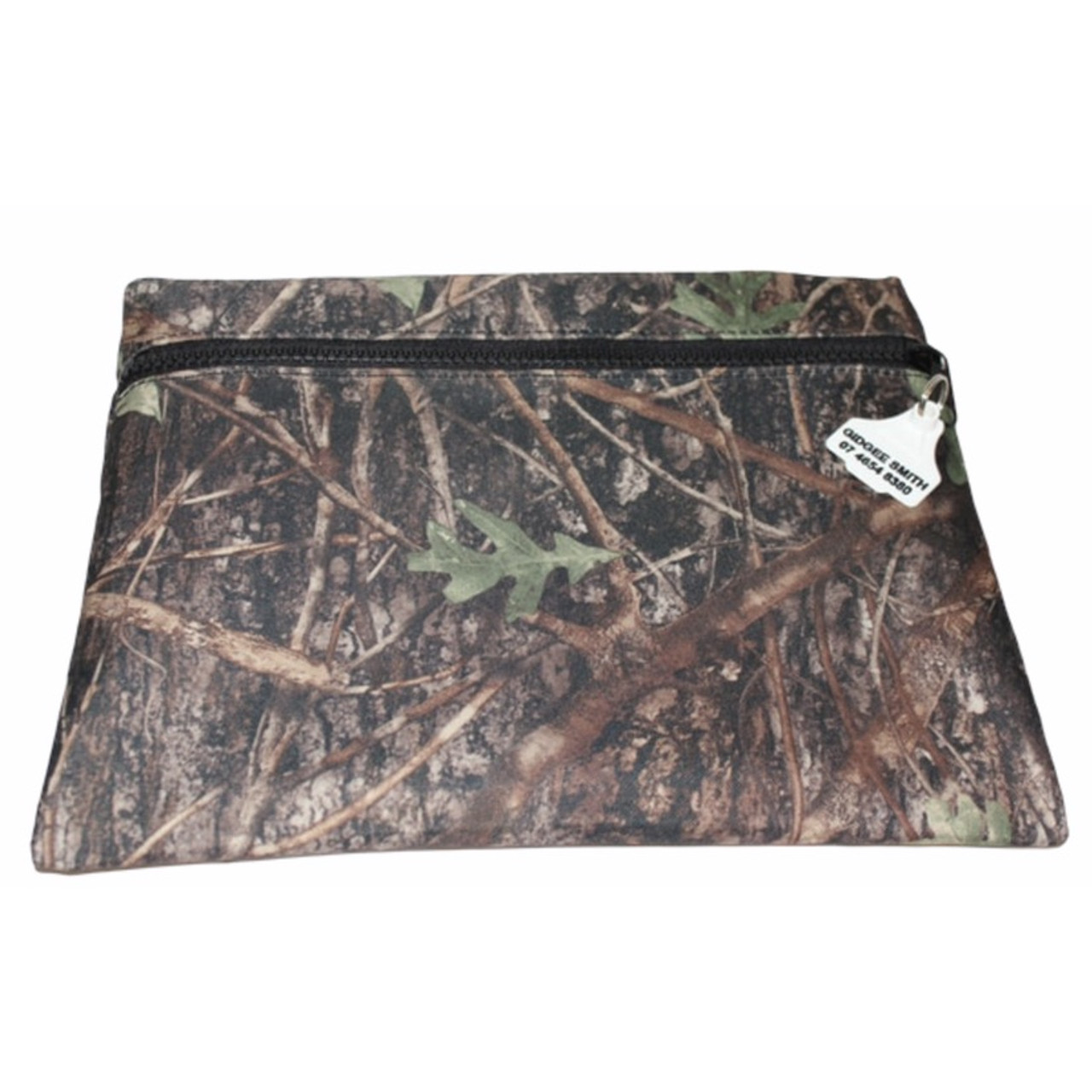 Truckies Wallet with water-proof Camo  38cm L x 28cm W