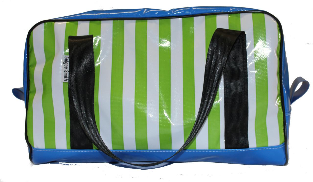 Carryon Bag Oil cloth PVC  45 L X 23 W X 25 H cm