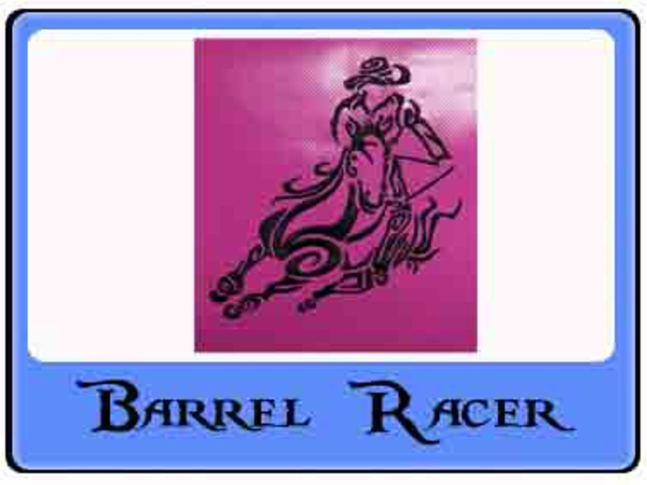 EMB Barrel Racer Dance/Box/Shampoo only