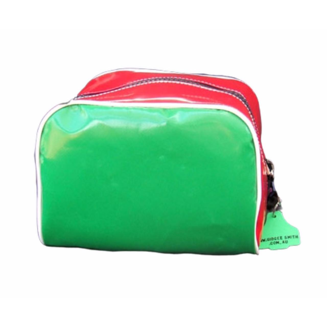 Brush Bag Wet Pack  Australian Made 21cm L X  18cm  W  X 14cm  H