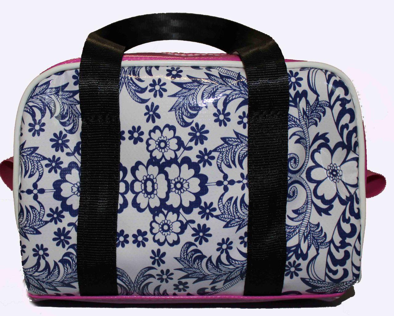 Brush Bag Wet Pack Oil Cloth  Australian Made 21cm L X  18cm  W  X 14cm  H