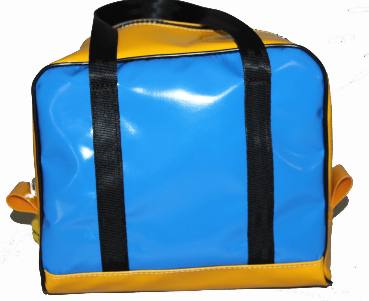 Box Bag Wet Pack Australian Made 27cm L x 20cm H x 17cm  W