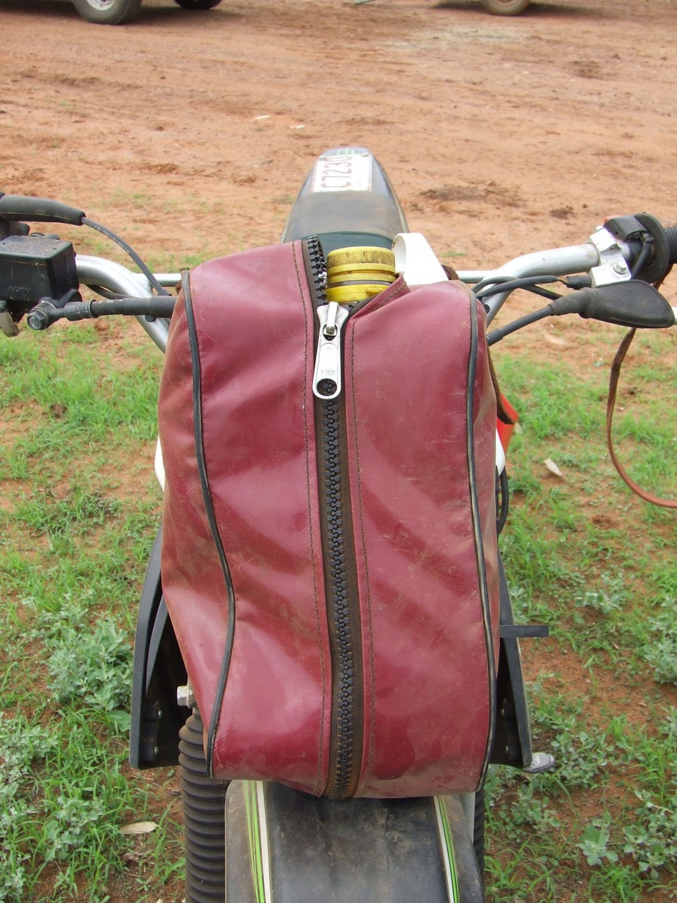Bike Seat Bag 30cm L x  19cm W x 17cm H