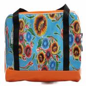 Dance Bag Oil Cloth 35cm L X 22cm W X 25cm H