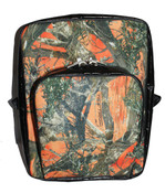 Back Packs Camo Contrast 4 to 12 years