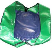 Single Saddle/Work bag with Zip Cover Australian Made  60cm L x 37cm W x 41cm H