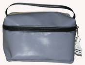 Lunch Bag plain pvc 25cm L x  15cm H x 12cm W