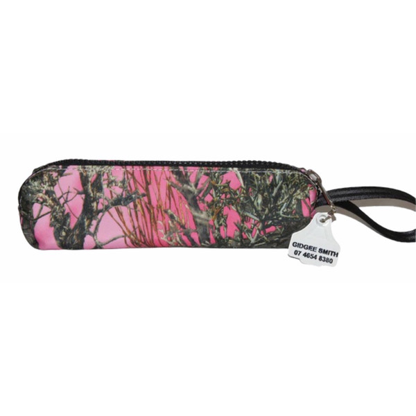 Tooth brush bag Camo 25cm Long x 8cm High x 4cm W