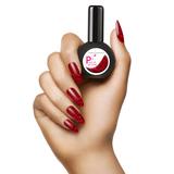 LE P+ Red Chandelier Gel Polish 15ml