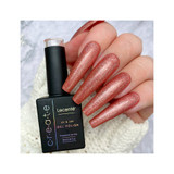 Lecente Create Hot Toddy Glitter Gel Polish