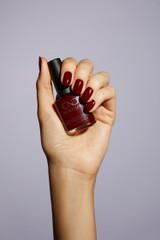 CND™ 'Bordeaux Babe' Merry Manicure Bauble