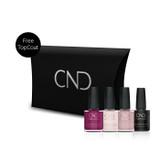 CND™ Christmas Vinylux Set (Free Top Coat)
