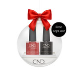 """Devils's Red """"Merry Manicure Bauble"""""""