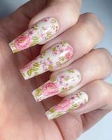 Lecente Blossom Foil