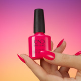 CND Shellac Sangria At Sunset Colour