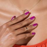 CND Shellac Rooftop Hop Nails