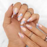 CND Shellac Mover & Shaker Nail Art