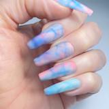 Multicolour Smoke Foil