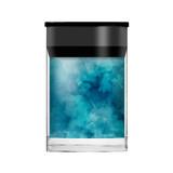 Lecente Ocean Watercolour Foil