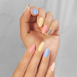 CND Shellac The Colors Of You Collection Nail Design