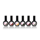 LE Venture into Beauty P+ Color Gel Polish Collection 6 x 15ml