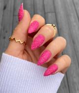 Lecente Bloom Iridescent Glitter Nail Art