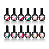 Light Elegance Dreaming in Colour Summer Color Collection Full P+ Color & Glitter Gel Polish