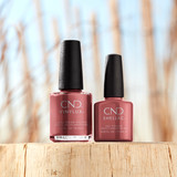 CND Shellac Wooden Bliss
