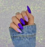 Trapeze Iridescent Multi Glitz Glitter Summer 2021 Collection Nail Art