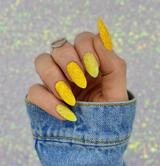 Helter Skelter Iridescent Multi Glitz Glitter Summer 2021 Collection Nail Art