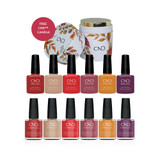 Full CND Wild Romantics Collection with CND Candle
