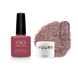 CND Wooded Bliss & YOURS Pink Beats Element Duo