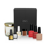 Wild Romantics Earthy Fall Colour Kit with FREE Candle, Top Coat & Lecente Glitter