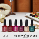 NEW CND™ Cocktail Couture Collection