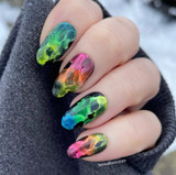 Neon Nail Art with Fee Wallace